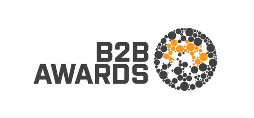 SPOTONVISION in finals International B2B Marketing Award