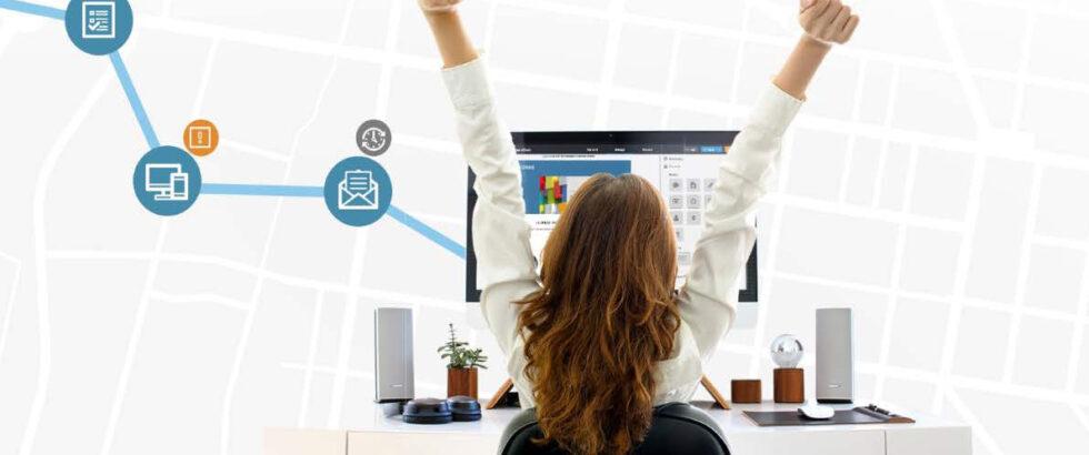 Adaptive journeys Act-On marketing automation