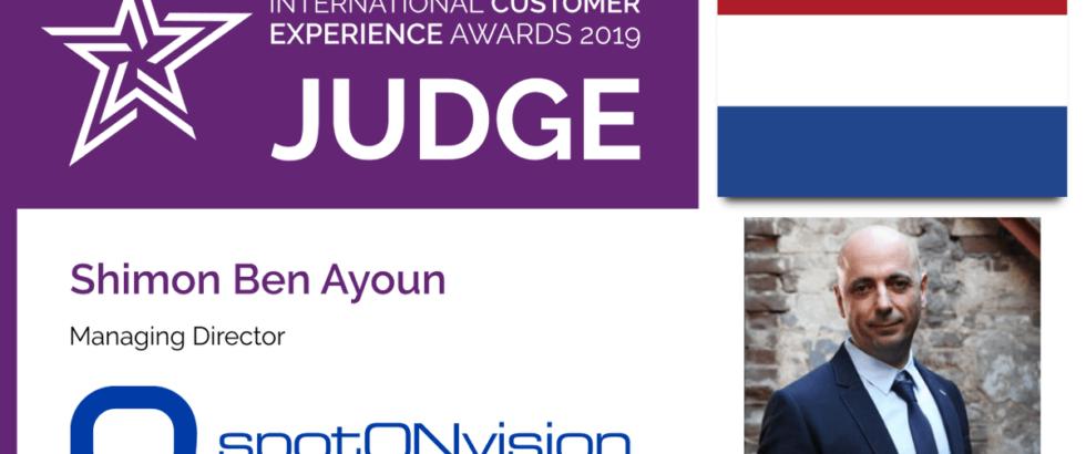 spotONvision CX award jury