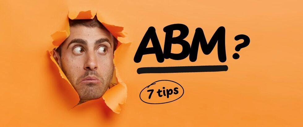 ABM tips