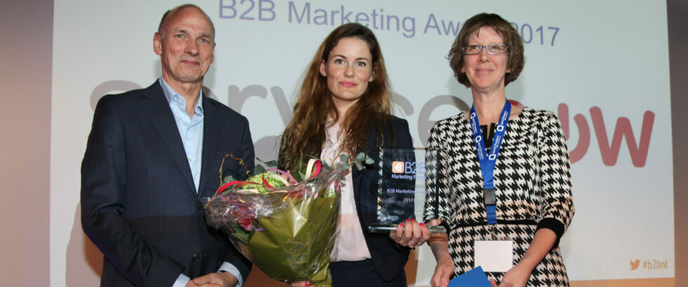 B2B Marketing Award 2017