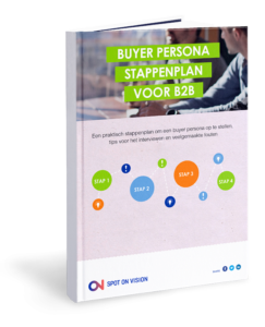 Buyer Persona Toolkit SPOTONVISION