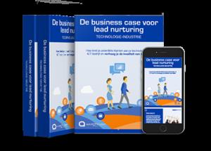 Lead nurturing voor technologiebedrijven