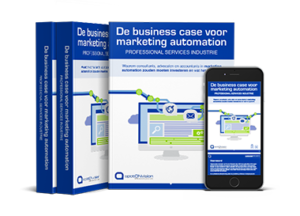 Marketing automation in professional services