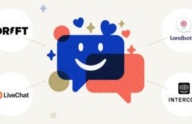 Vergelijk de beste B2B chatsoftware voor sales en marketing