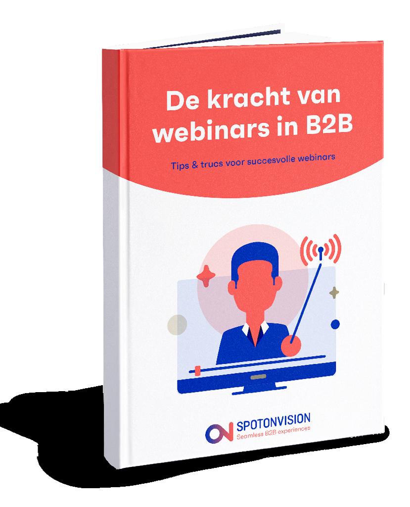 De kracht van webinars in B2B